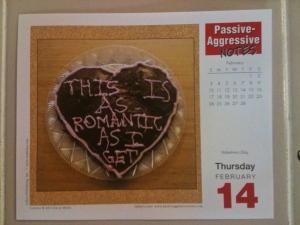 We love Passive-Aggressive Notes