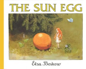 The Sun Egg - the book that did it