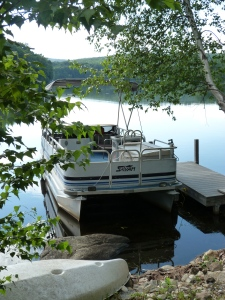 """Next Spiritual Formation class will meet in Room Number """"Pontoon."""""""