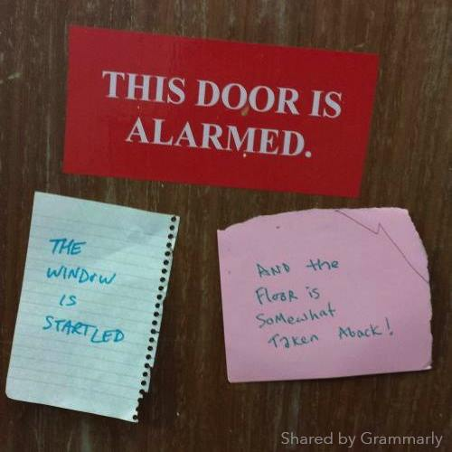 I heart Grammarly.