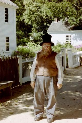 Yo, 1830's Dad.