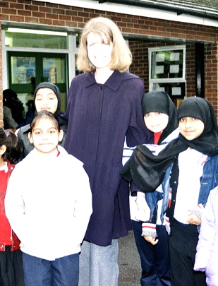 """""""Til We Have Faces"""" - I'm pretty sure most of these kids are in university or beyond, by this point, but just in case, I overexposed all our faces. You still get the idea."""