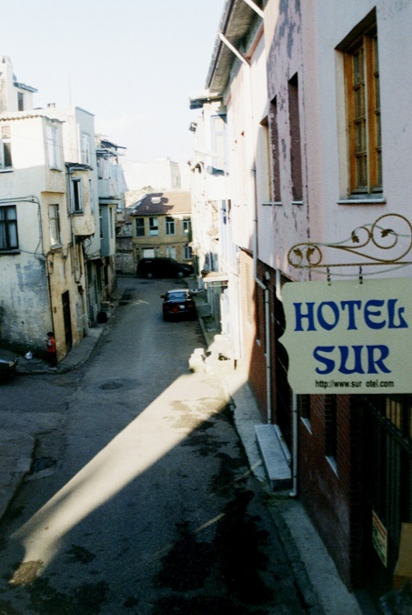 Hotel Sur - I recommend it--at least as it was a decade ago.